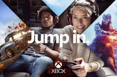 """Xbox returns to last-gen's """"Jump In"""" ad campaign 7"""