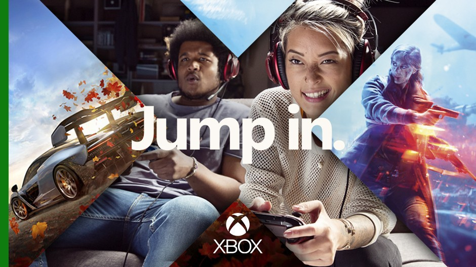 """Together Energy Reviews >> Xbox returns to last-gen's """"Jump In"""" ad campaign - MSPoweruser"""