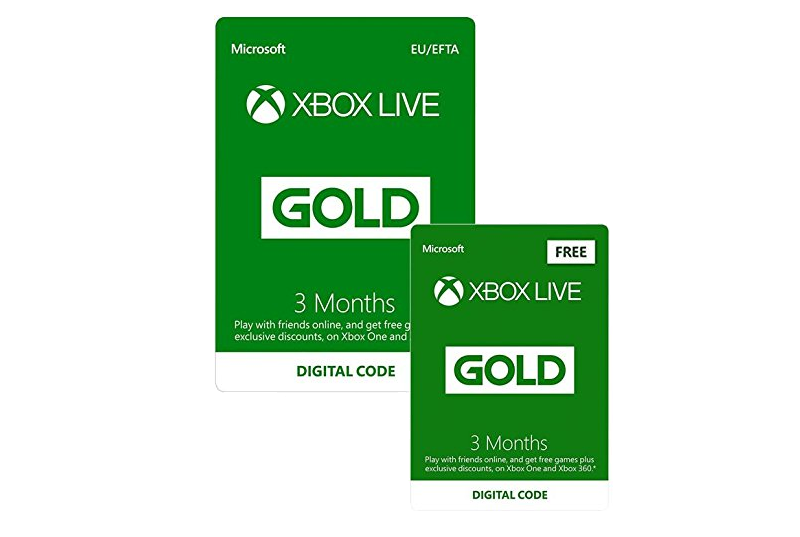 Deal Alert: Get 6 months Xbox Live Gold for only £14 99 - MSPoweruser