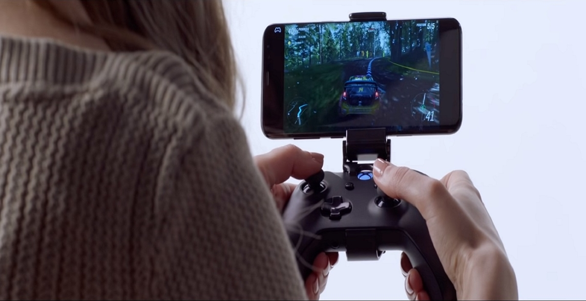 Microsoft unveils Project xCloud game streaming technology