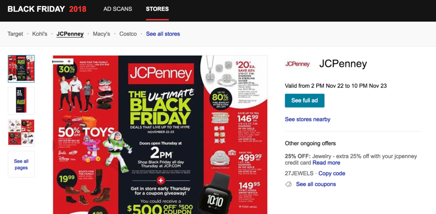 Make your holiday shopping easier with Bing's updated shopping experience 1