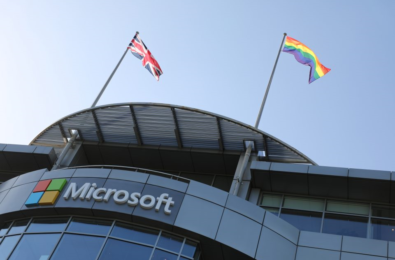 Some Microsoft employees are questioning the need for more diversity in the company 22