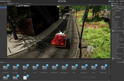 Microsoft brings the autonomous vehicle simulator AirSim to Unity 10