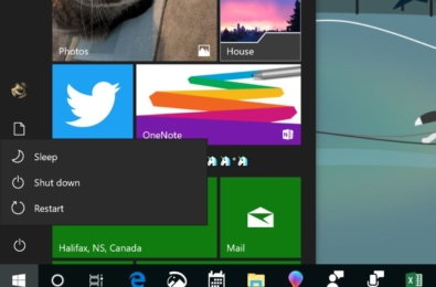 Start Menu - WMPoweruser