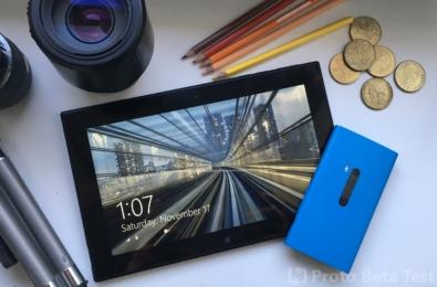 Prototype of Nokia's tablet codenamed Vega leaks online 20