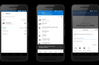 OneDrive Beta for Android gets updated with new fluent design icon 8