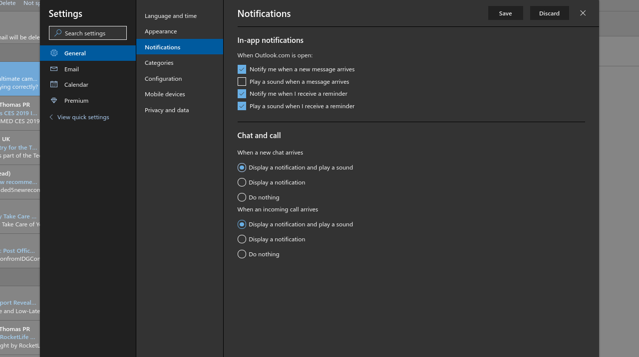 How to manage notifications on Outlook's Web App - MSPoweruser