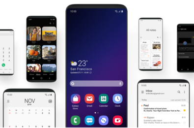 Samsung's One UI update brings a minimal, focused interface to Android 12