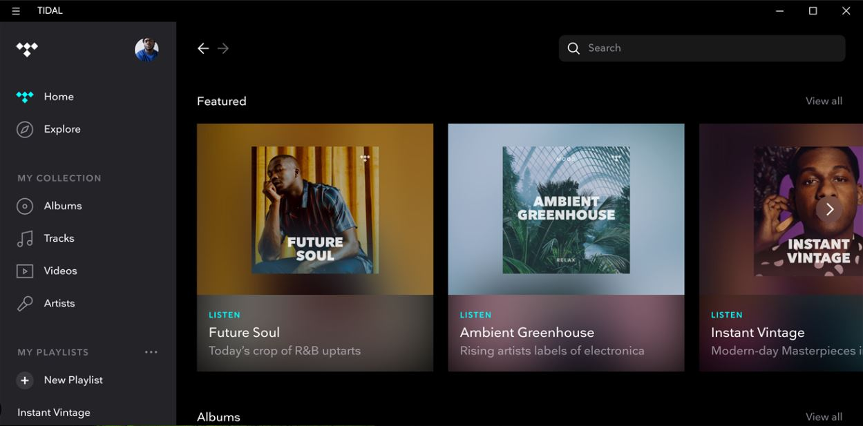 TIDAL Music Streaming app comes to Microsoft Store - MSPoweruser
