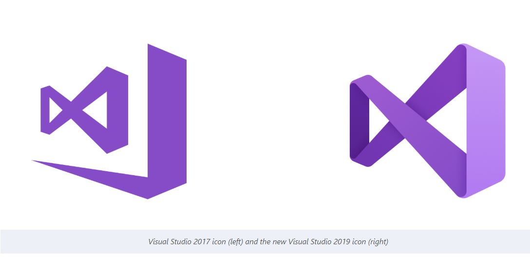 Microsoft Is Changing The Visual Studio Icon Once Again Mspoweruser