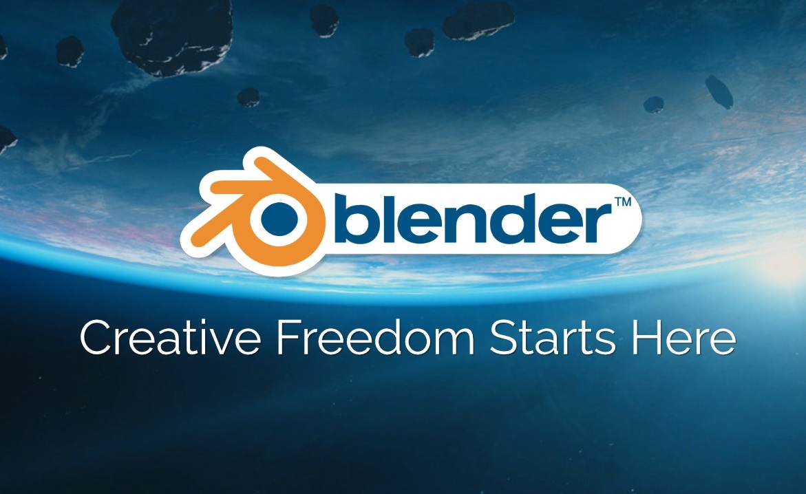 Blender now available in the Microsoft Store: Update - It's
