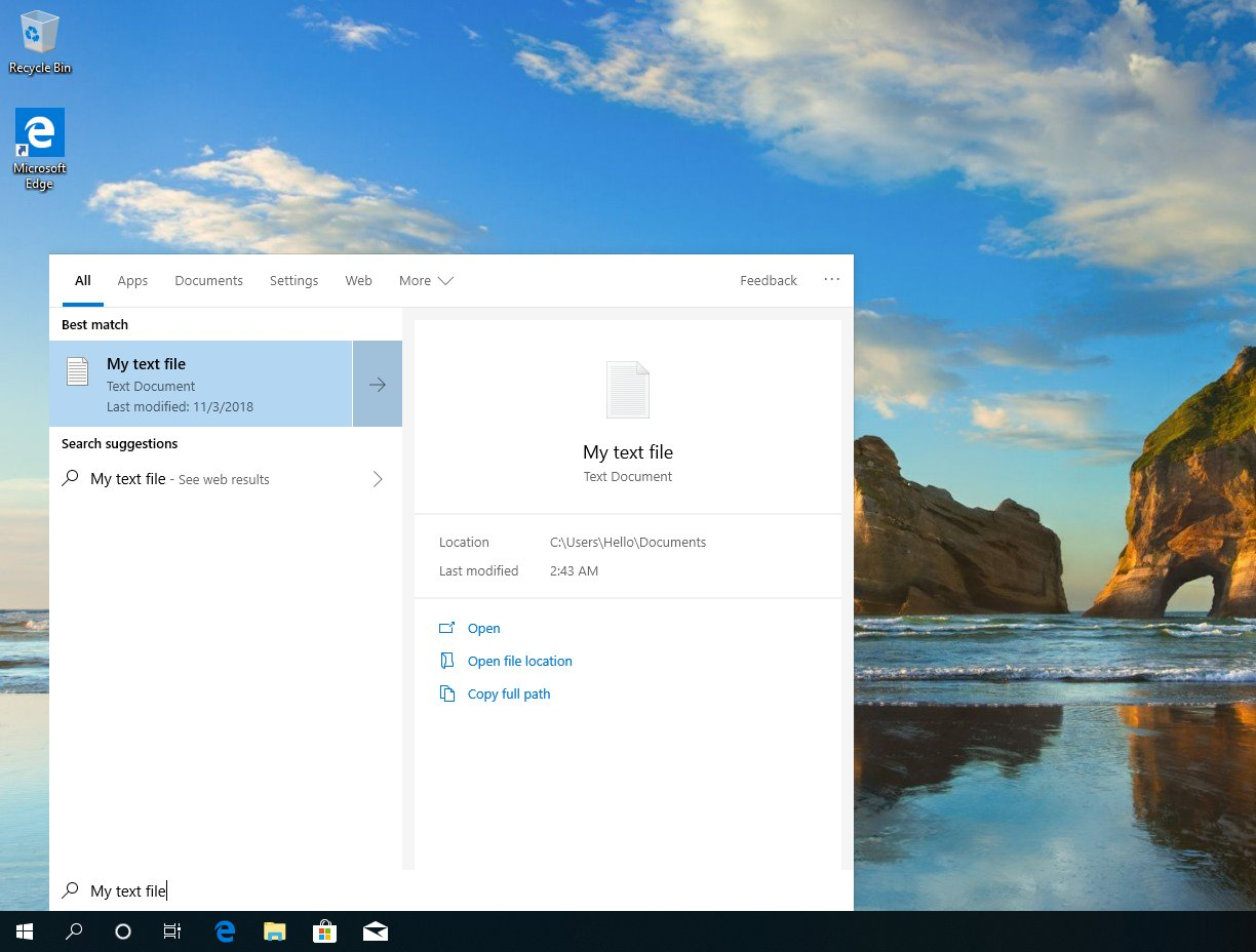 Microsoft Finally Re-Releases Windows 10 October Update
