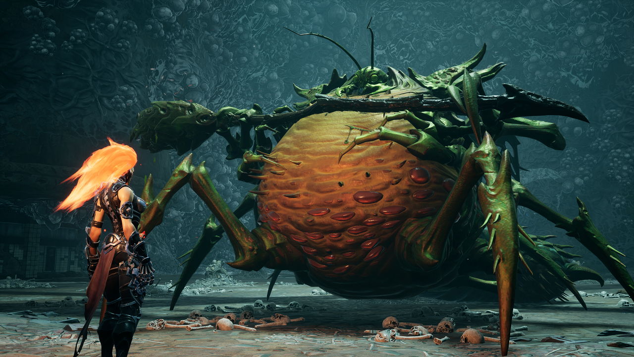 Darksiders 3 patch reworks combat to make it feel more like