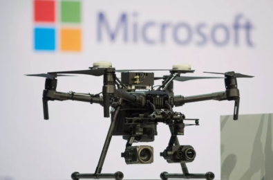 Microsoft comes to the rescue of partner DJI in drone battle with Autel Robotics 3