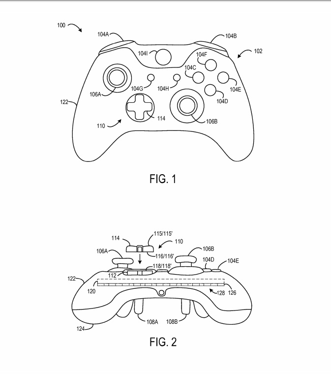 Microsoft Patents Apparent Elite Controller Successor With Fully