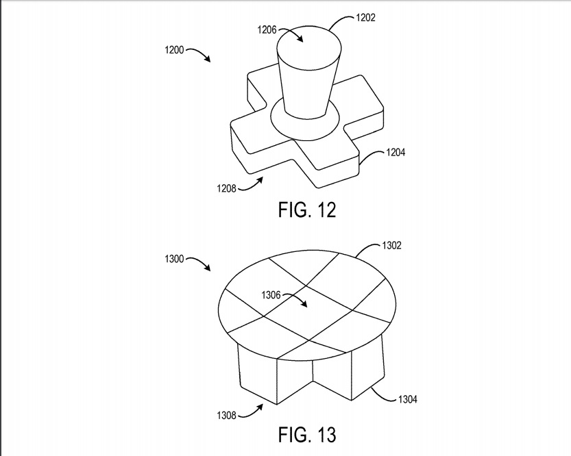 Microsoft patents apparent Elite controller successor with fully customisable buttons 2
