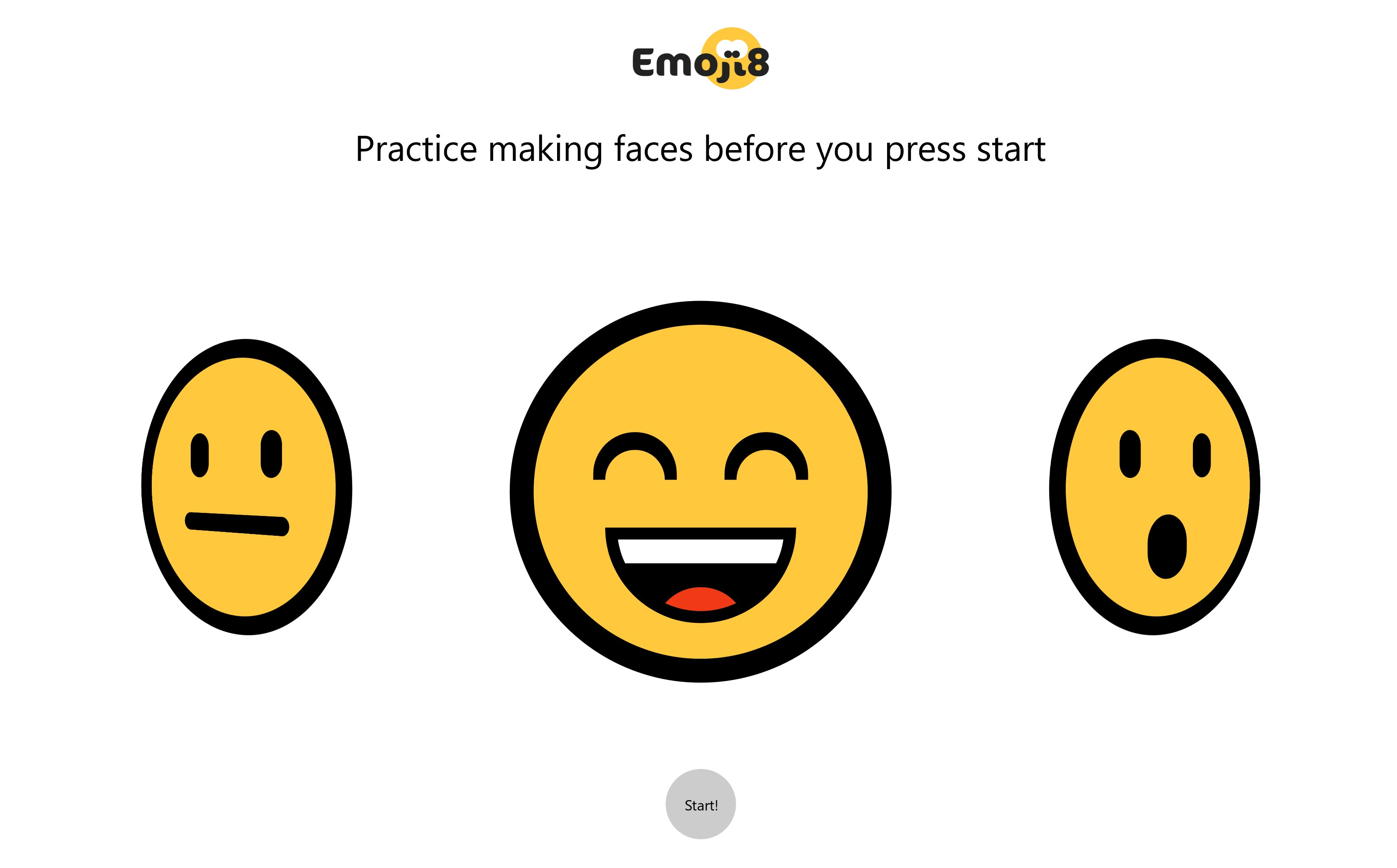 Microsoft's Emoji8 app uses Machine Learning to test your facial expression skillz 1