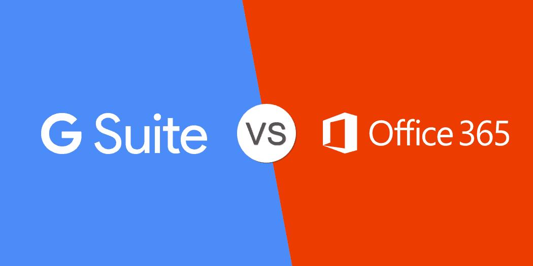 Microsoft G Suite