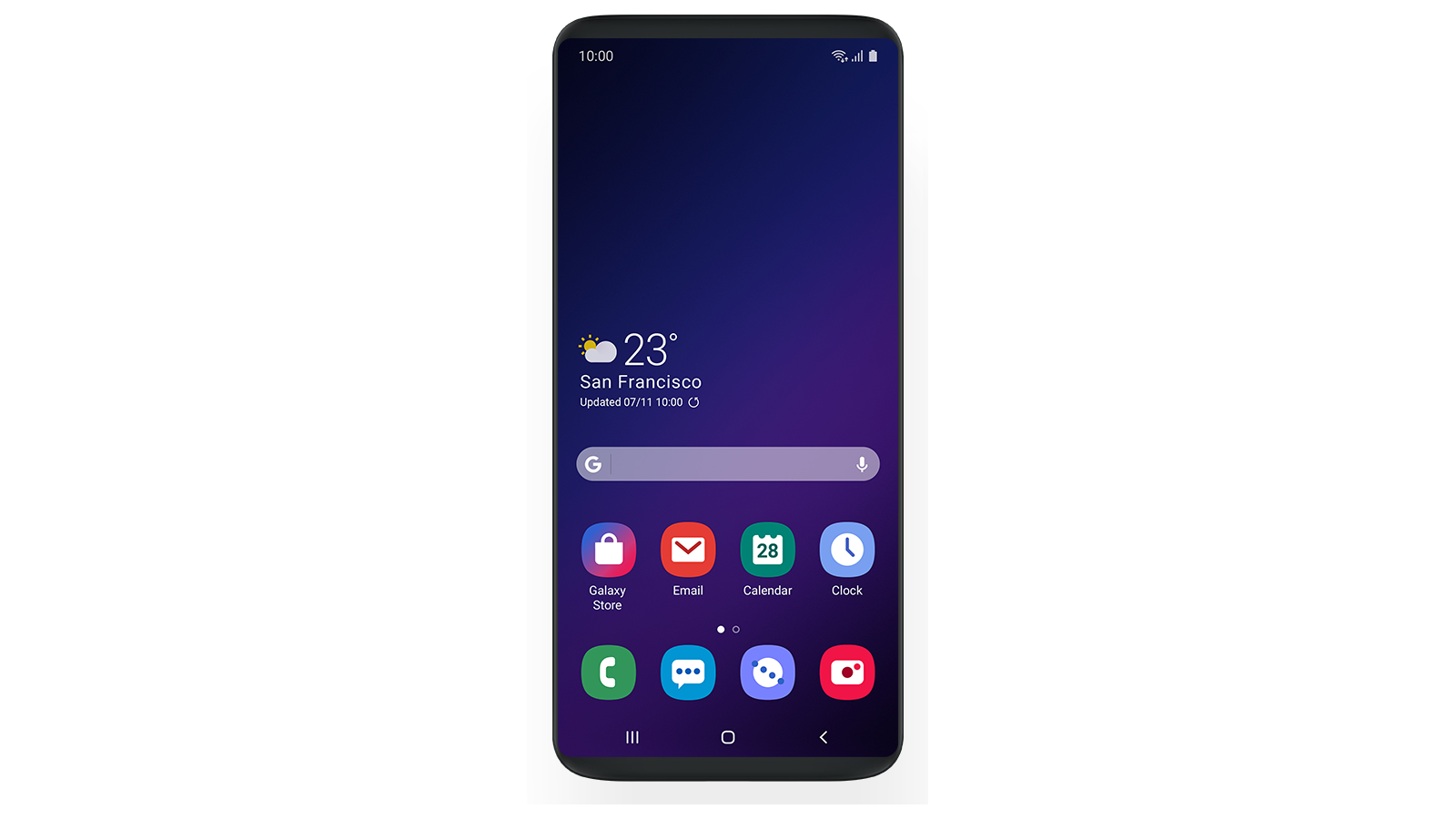 note 8 one ui
