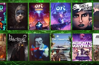 XO18 announces 16 new games for Xbox Game Pass 4