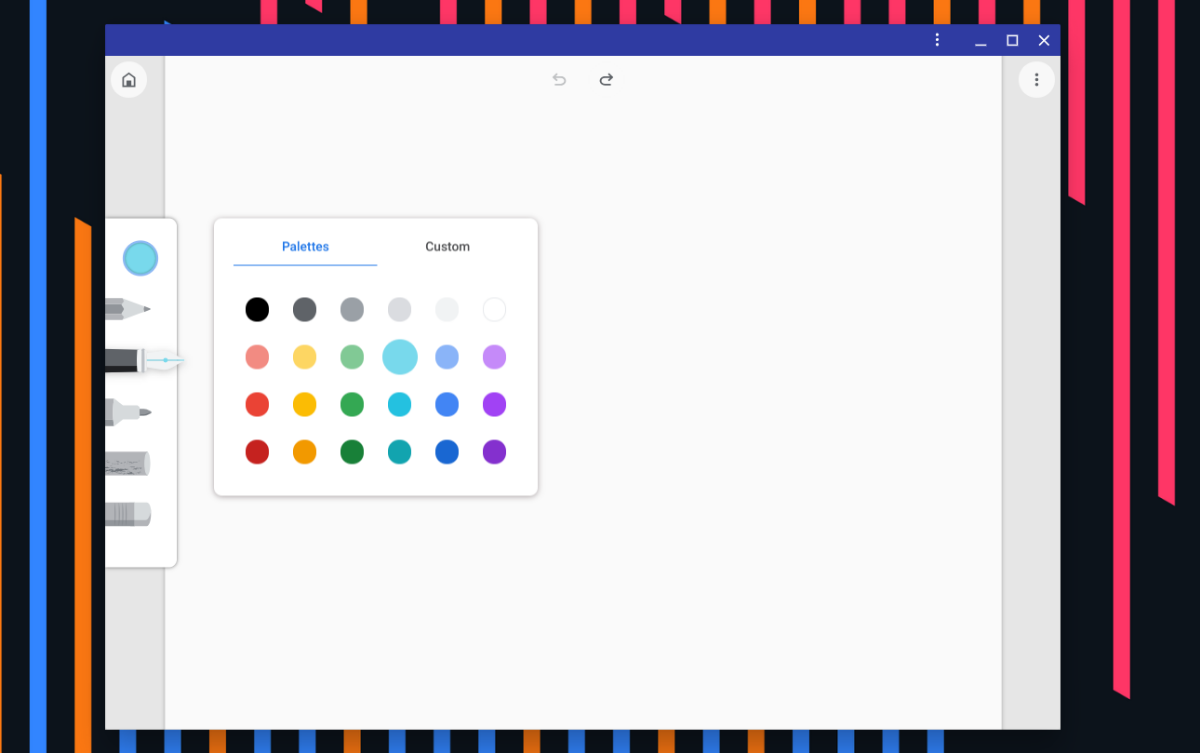 Draw on the web with Google's Chrome Canvas PWA