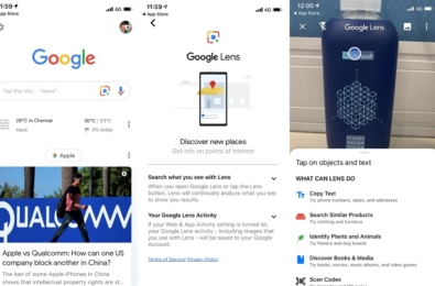 Google Lens visual search feature comes to official Google app on iOS devices 6