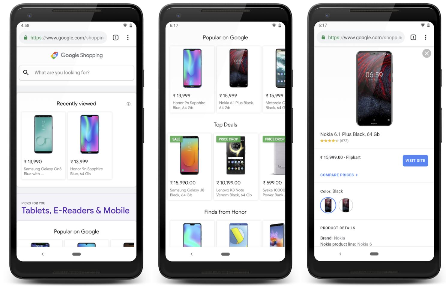Google India launches 'Google Shopping', available via Search, Lens