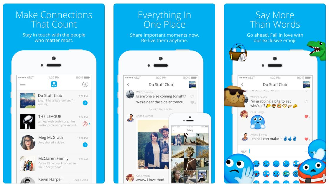 GroupMe for iOS updated with several new bug fixes - MSPoweruser