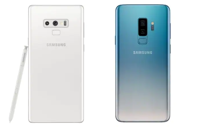 Samsung India launches Galaxy Note9 Alpine White, S9+ Polaris Blue color versions