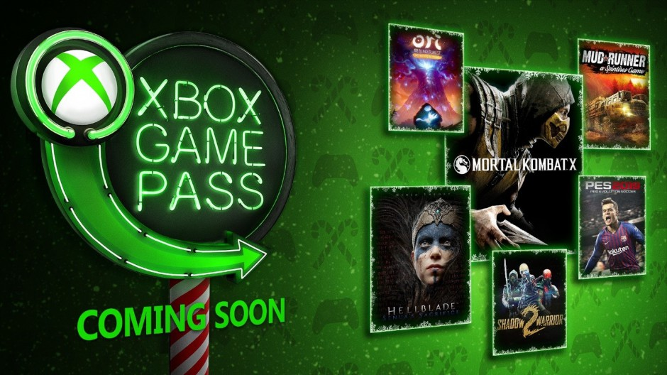 These 8 new games are coming to Xbox Game Pass this December