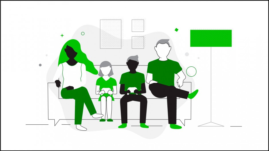 photo of Microsoft announces new cross-play family settings for parents on Xbox image