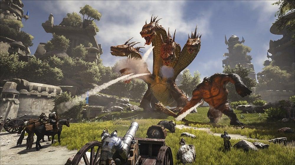 Hidden Ark: Survival Evolved menu found in Atlas game, fans