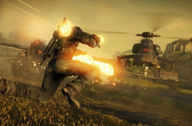 Just Cause 4 has been added to Xbox Game Pass three months after launch 4