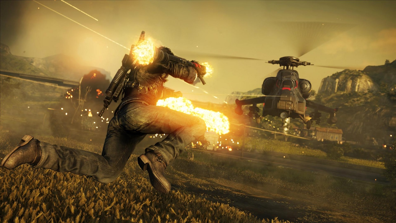 Just Cause 4 has been added to Xbox Game Pass three months ...