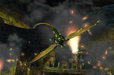 Panzer Dragoon remake gameplay shown off for Ninyendo Switch 2