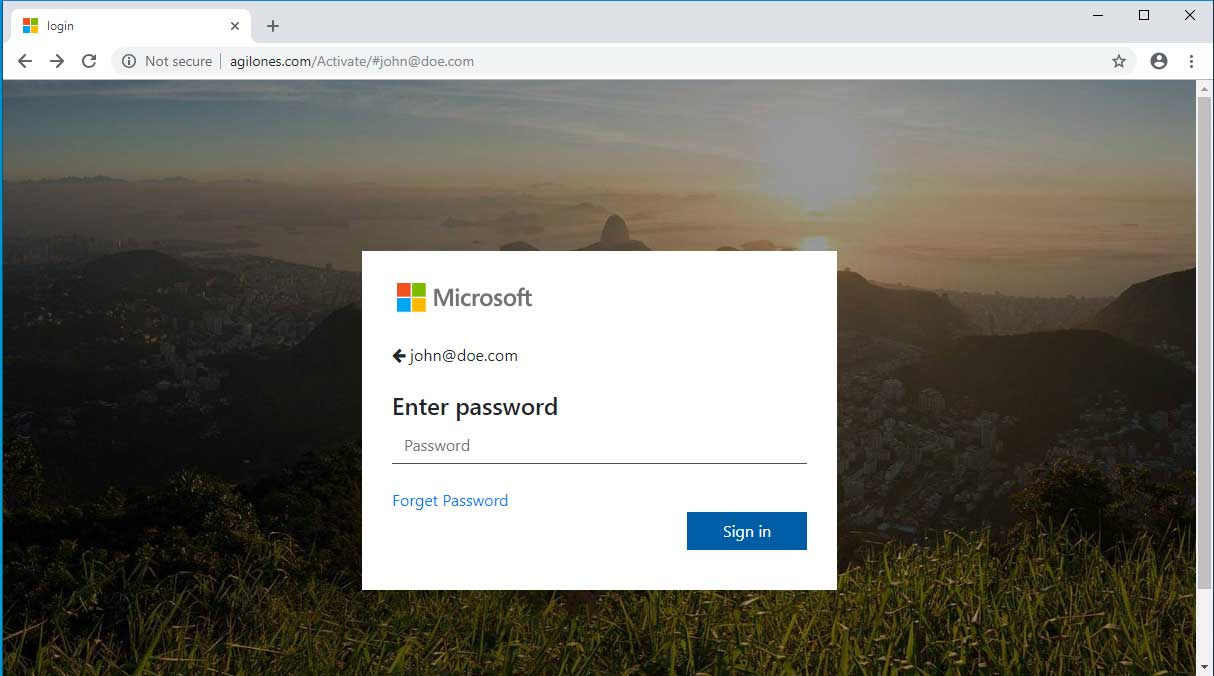 New Phishing Attack Pretends To Be An Office 365 Non