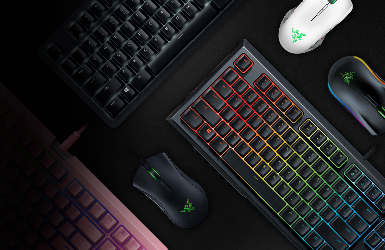 Razer will show-off its first wireless mouse and keyboard