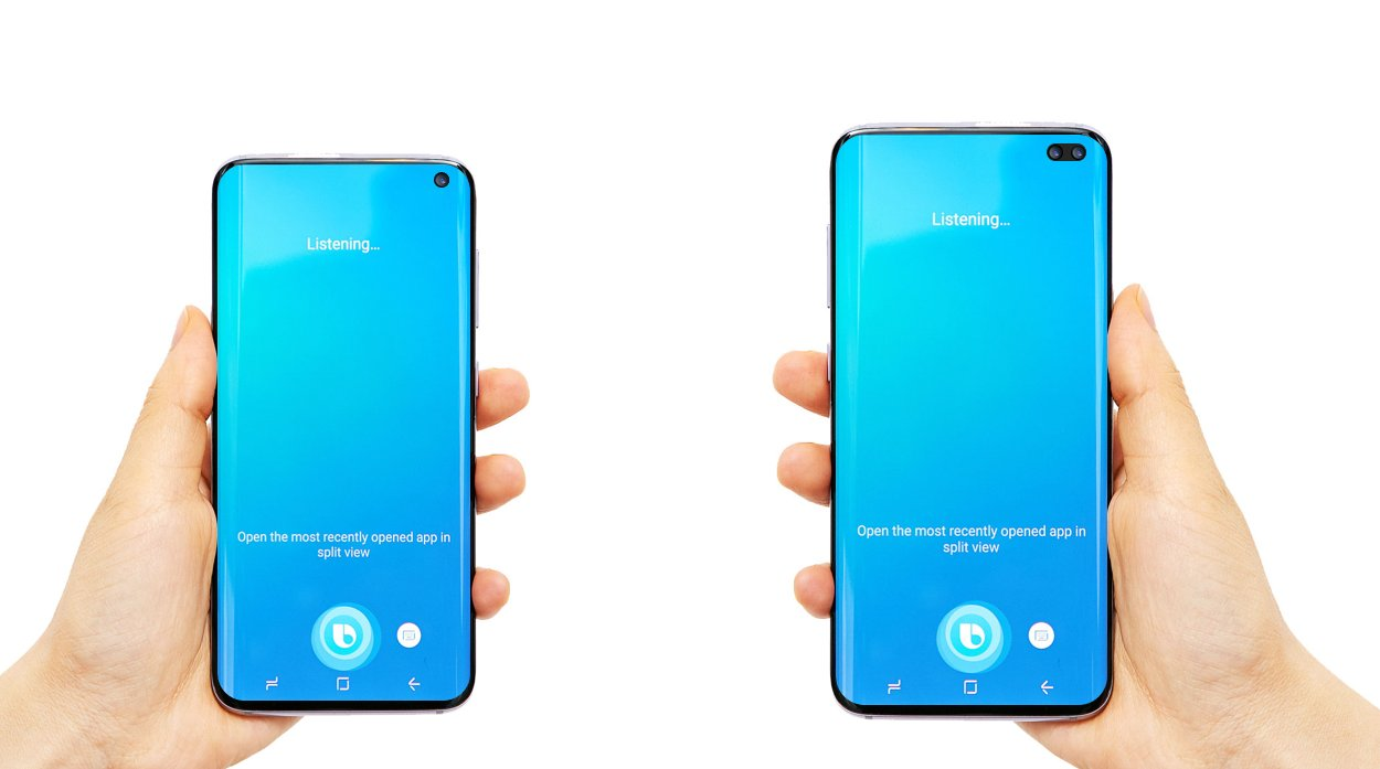 Samsung S10's Massive Displays Revealed in Alleged Leak