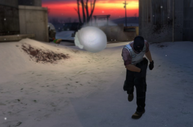 Counter-Strike: Global Offensive gets a new winter update with snowballs, presents and 10 year veteran medal 4