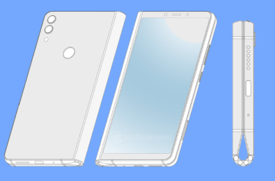 ZTE patents Axon M follow-up with flexible screen 15