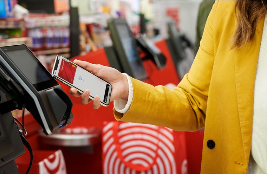 Apple Pay support now rolling out to Target, Speedway, and more