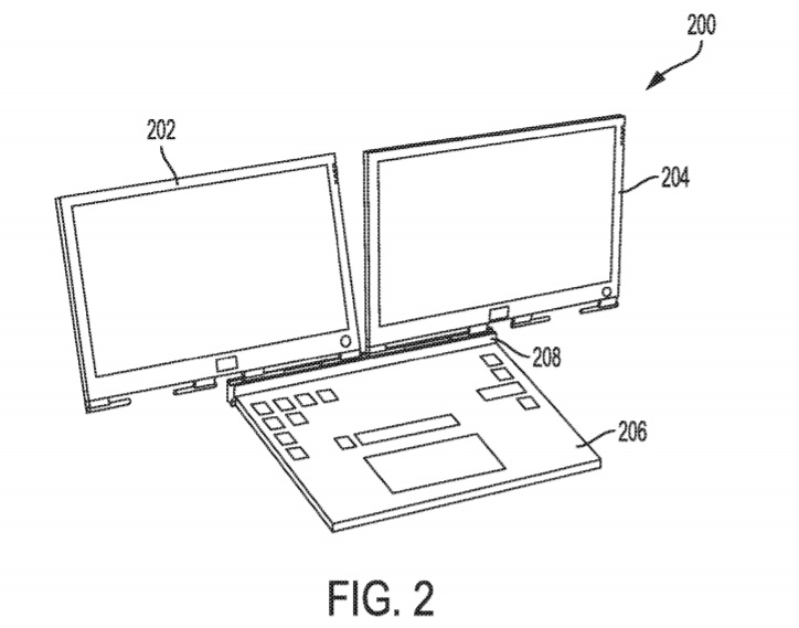 Dell is developing a dual-screen laptop with detachable displays 1