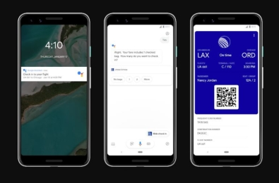 Google Assistant will allow you to check in to your flight, book a hotel room and more 11
