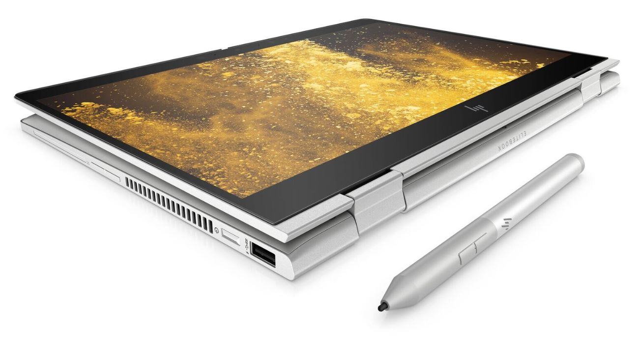 HP announces Elitebook x360 830 G5 with up to 32GB RAM and ...
