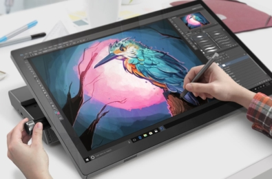 Lenovo takes on Microsoft's Surface Studio 2 with the new Yoga A940 All-in-One device 8