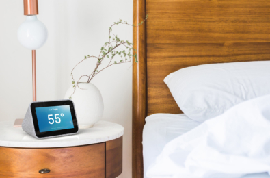Latest update for Lenovo Smart Clock brings machine learning-powered new alarm option 11