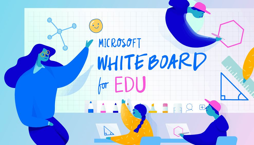 Whiteboard for EDU now available worldwide on Windows 10 and iPad 1