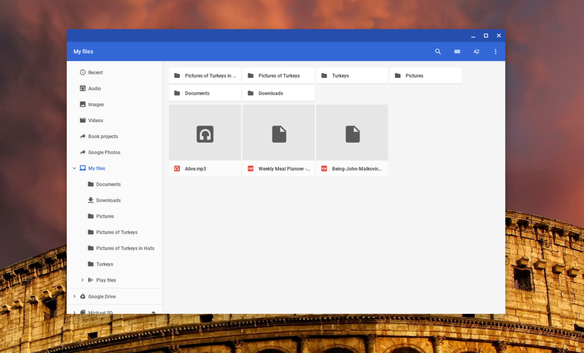 Google tests new feature to make the Chrome OS file manager