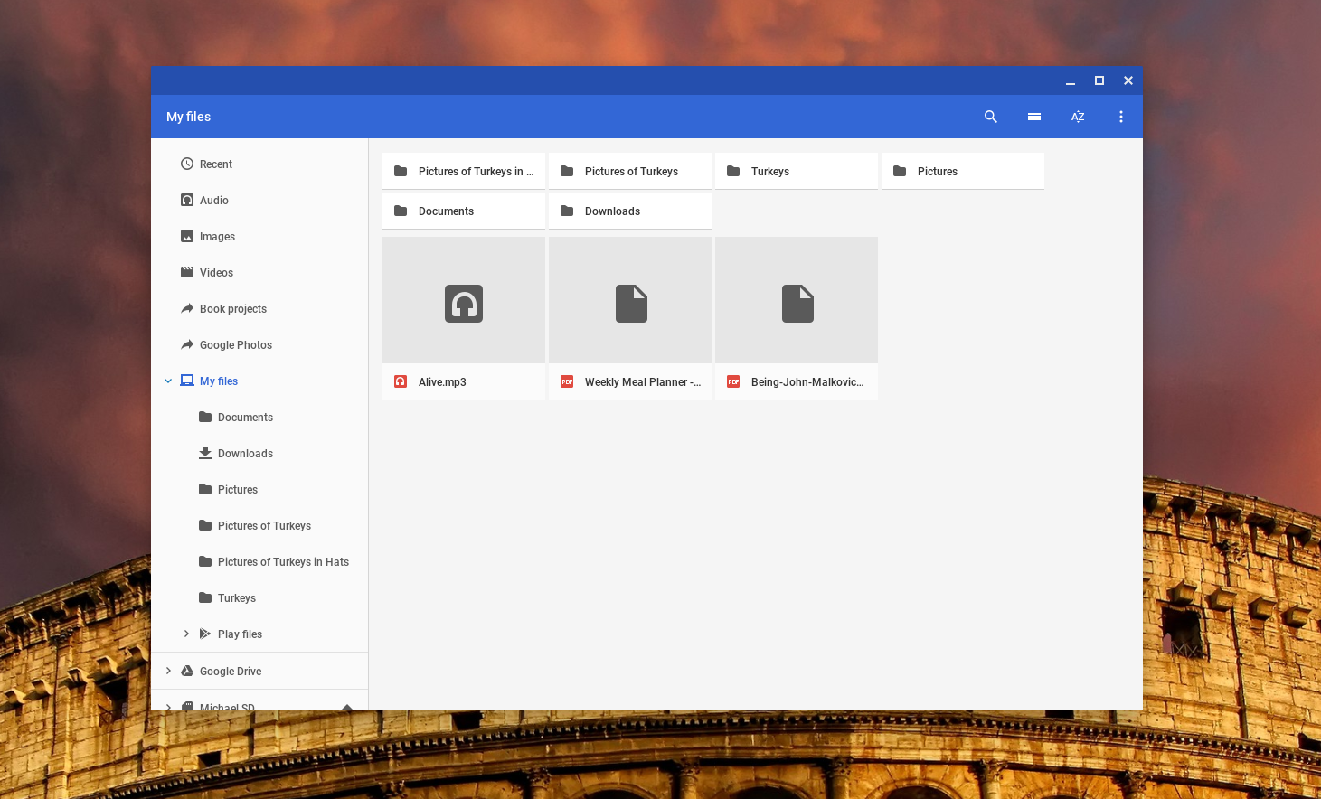 photo of Google tests new feature to make the Chrome OS file manager more desktop like image