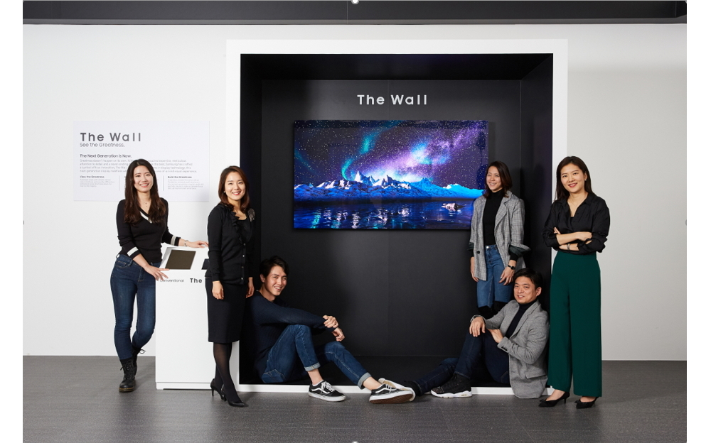 Samsung Showcases A Monstrous 219 Inch Tv At Ces 2019 Mspoweruser